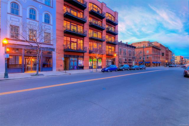 1441 Wazee Street #203, Denver, CO 80202 (#6143321) :: Bring Home Denver