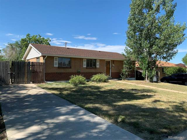 8171 Raleigh Street, Westminster, CO 80031 (#6143326) :: Bring Home Denver with Keller Williams Downtown Realty LLC
