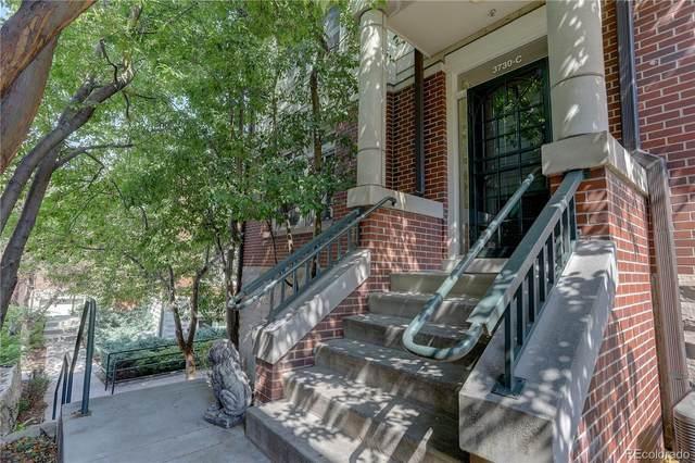 3730 E 1st Avenue C, Denver, CO 80206 (MLS #6143336) :: 8z Real Estate