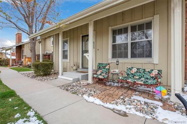 6908 S Knolls Way, Centennial, CO 80122 (#6143627) :: Wisdom Real Estate