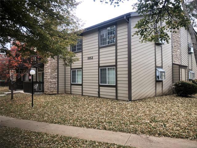 1852 S Pitkin Circle, Aurora, CO 80017 (#6143772) :: Wisdom Real Estate