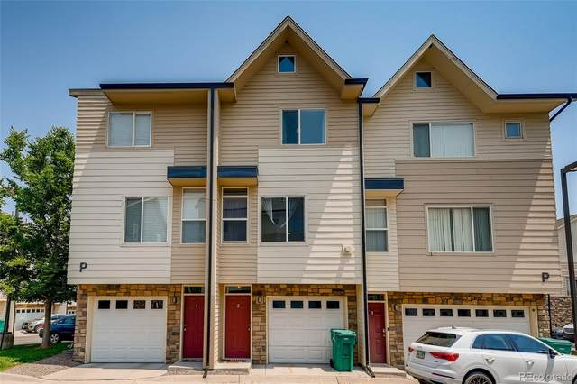 8751 Pearl Street P2, Thornton, CO 80229 (MLS #6144039) :: Bliss Realty Group
