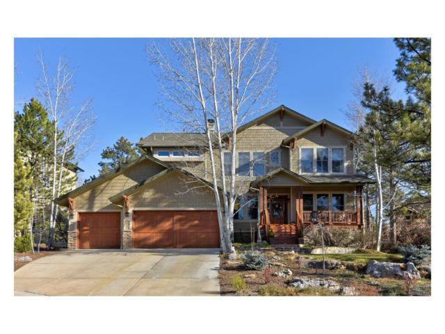 7322 Woodgrove Court, Castle Pines, CO 80108 (#6144213) :: Colorado Home Realty