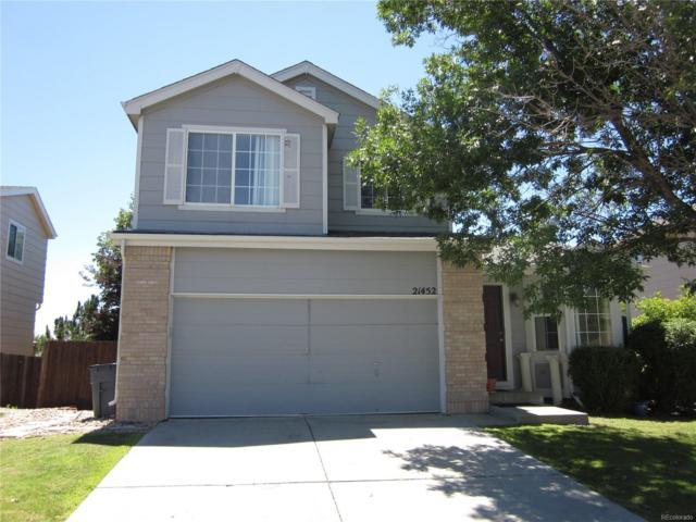 21452 E Crestridge Place, Centennial, CO 80015 (#6144424) :: Bring Home Denver