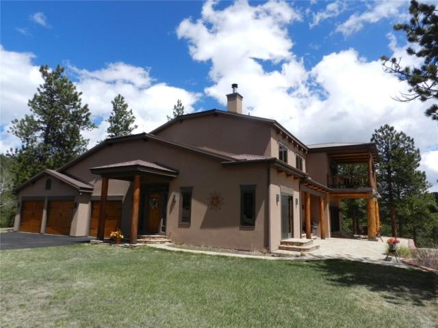 74 Vista Lane, Pine, CO 80470 (#6144450) :: House Hunters Colorado