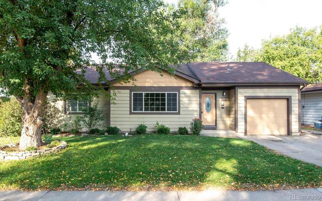705 Skyline Drive, Fort Collins, CO 80521 (#6144940) :: Bring Home Denver with Keller Williams Downtown Realty LLC