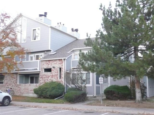 4971 Garrison Street 205G, Wheat Ridge, CO 80033 (#6145046) :: The Peak Properties Group