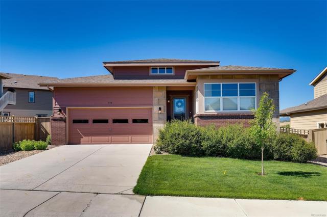 398 Portmeirion Lane, Castle Rock, CO 80104 (#6145143) :: HomeSmart Realty Group