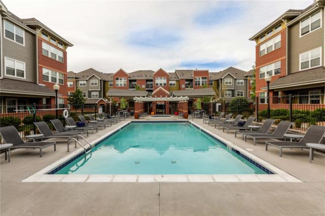 9633 E 5th Avenue #307, Denver, CO 80230 (#6145159) :: Wisdom Real Estate