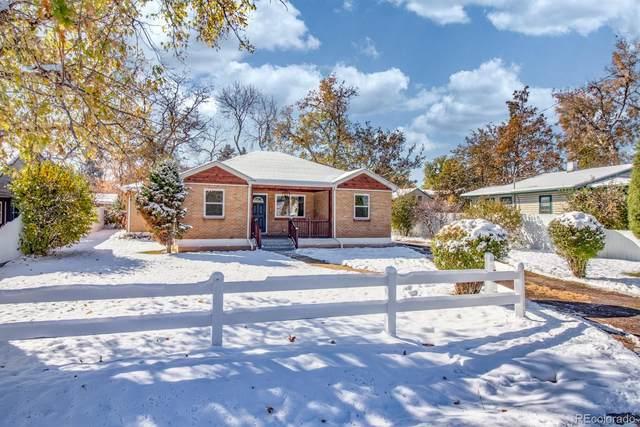 6810 W 48th Avenue, Wheat Ridge, CO 80033 (MLS #6145259) :: 8z Real Estate