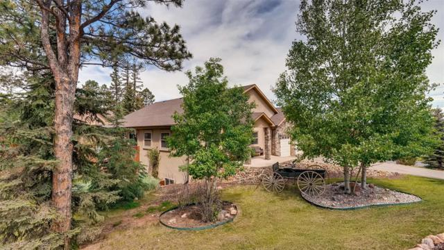 1420 Masters Drive, Woodland Park, CO 80863 (#6145375) :: The Heyl Group at Keller Williams