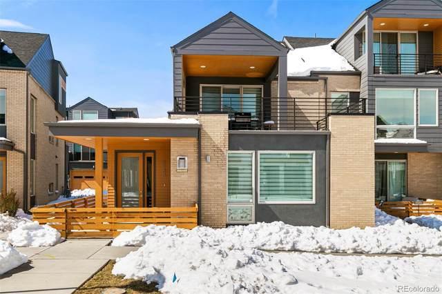 6988 E 1st Avenue, Denver, CO 80230 (#6145709) :: Venterra Real Estate LLC
