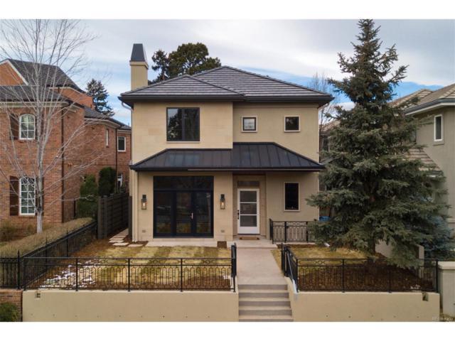 451 Madison Street, Denver, CO 80206 (#6145776) :: House Hunters Colorado