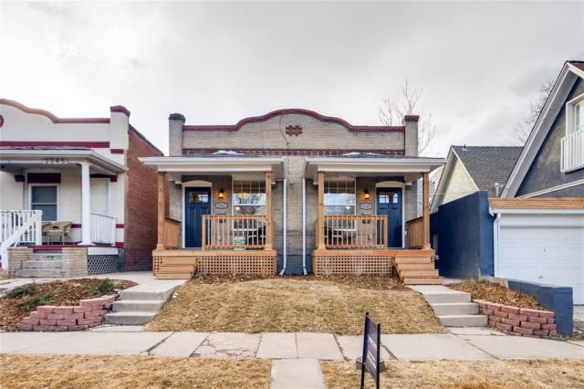 2349 Downing Street, Denver, CO 80205 (MLS #6146099) :: JROC Properties