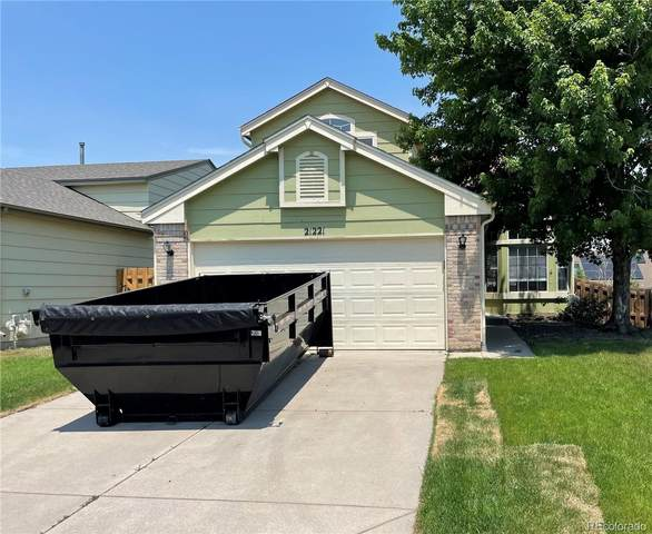 21221 E 44th Avenue, Denver, CO 80249 (MLS #6146747) :: Clare Day with Keller Williams Advantage Realty LLC