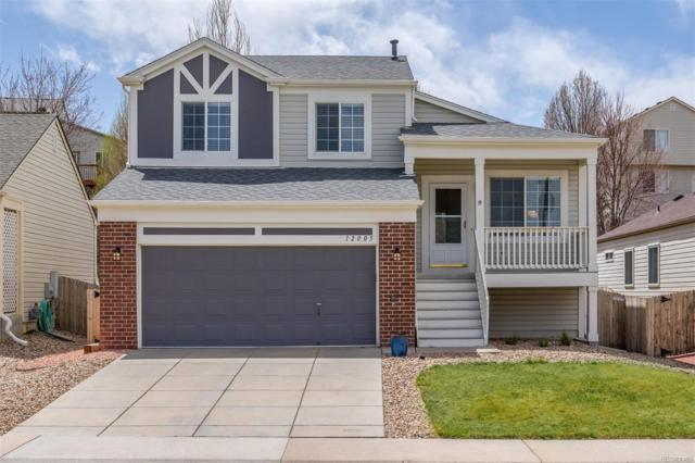 12005 Meadowood Lane, Parker, CO 80138 (#6146929) :: The Pete Cook Home Group