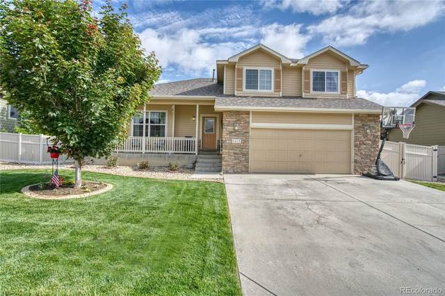 5317 Remington Avenue, Firestone, CO 80504 (#6147093) :: The Heyl Group at Keller Williams