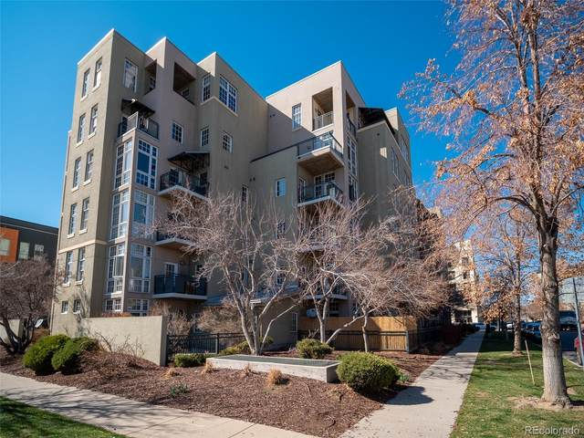 275 S Harrison Street #501, Denver, CO 80209 (#6147460) :: James Crocker Team