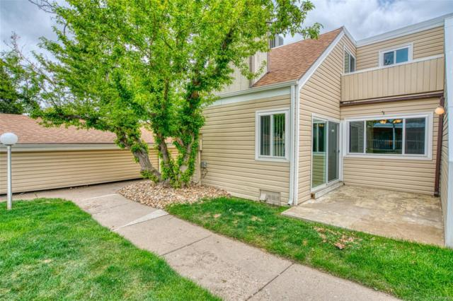 13613 E Yale Avenue D, Aurora, CO 80014 (#6147507) :: The Peak Properties Group
