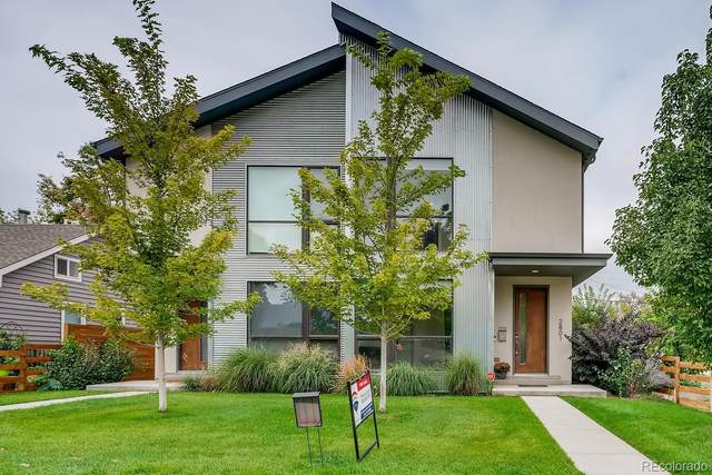 2801 S Bannock Street, Englewood, CO 80110 (#6147798) :: Chateaux Realty Group