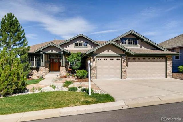 2772 Hawk Point Court, Castle Rock, CO 80104 (#6148505) :: Bring Home Denver