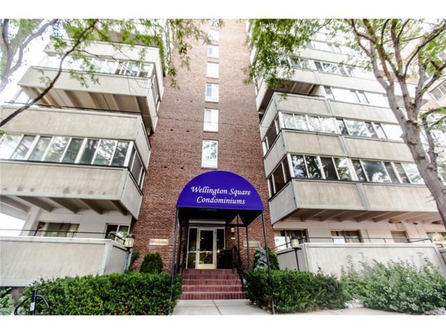 1888 S Jackson Street #401, Denver, CO 80210 (MLS #6148723) :: 8z Real Estate