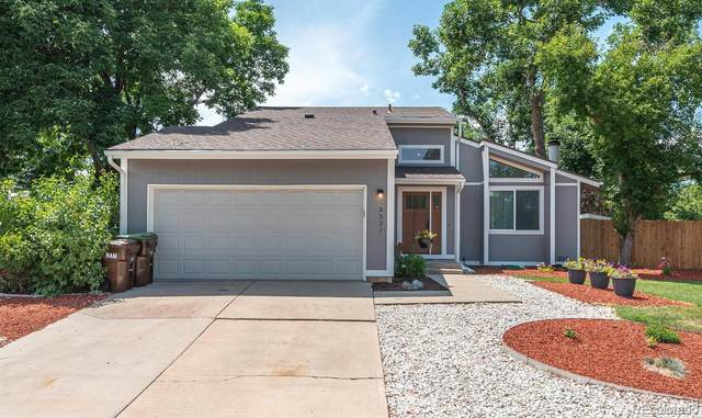 3331 Colony Drive, Fort Collins, CO 80526 (#6148836) :: The Brokerage Group