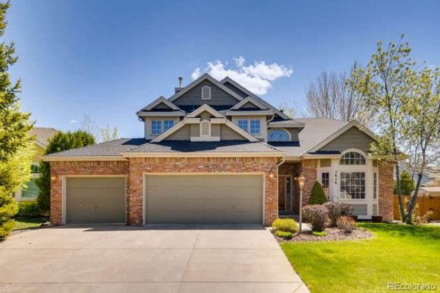 5626 S Helena Court, Centennial, CO 80015 (#6149217) :: The Pete Cook Home Group