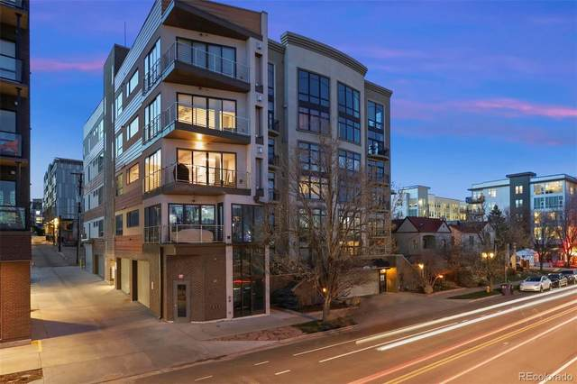 1737 Central Street #301, Denver, CO 80211 (#6149490) :: The Healey Group