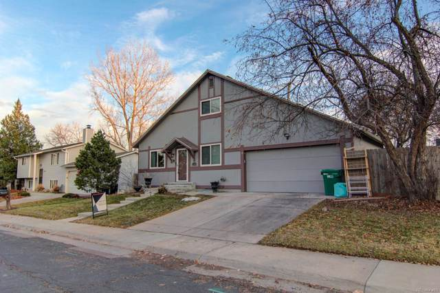 8580 W Fair Avenue, Littleton, CO 80123 (#6149520) :: The DeGrood Team