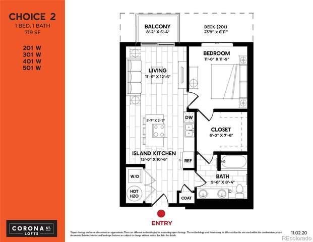 3500 Corona Street #401, Englewood, CO 80113 (#6149554) :: Berkshire Hathaway HomeServices Innovative Real Estate