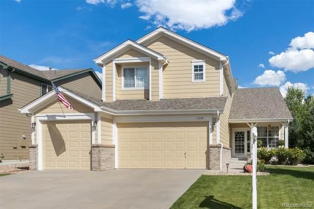 7298 Almandine Court, Castle Rock, CO 80108 (MLS #6150050) :: Kittle Real Estate