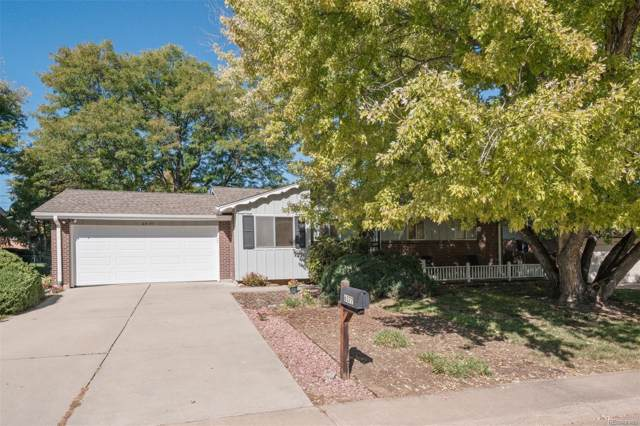 6577 S Newland Circle, Littleton, CO 80123 (MLS #6150098) :: 8z Real Estate