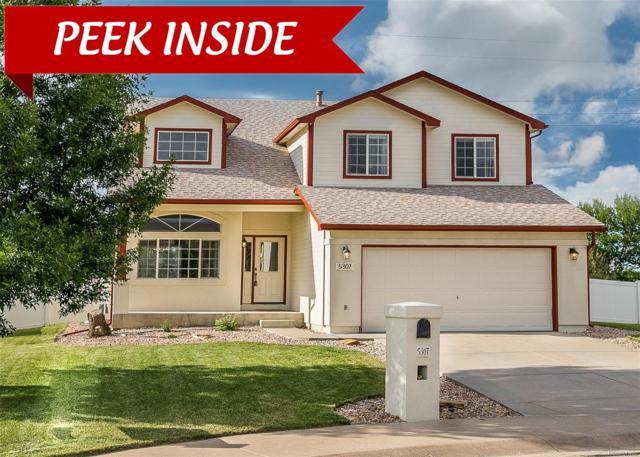 5307 W 5th Street, Greeley, CO 80634 (MLS #6150496) :: 8z Real Estate
