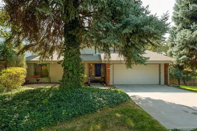 2651 S Wadsworth Circle #27, Lakewood, CO 80227 (#6150794) :: The DeGrood Team