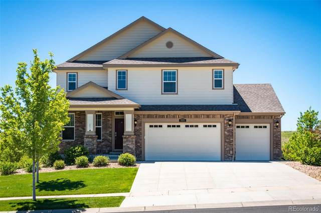 8285 S Country Club Parkway, Aurora, CO 80016 (MLS #6151120) :: 8z Real Estate