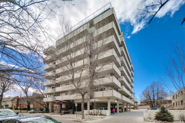 1313 Steele Street #405, Denver, CO 80206 (#6151179) :: The Pete Cook Home Group