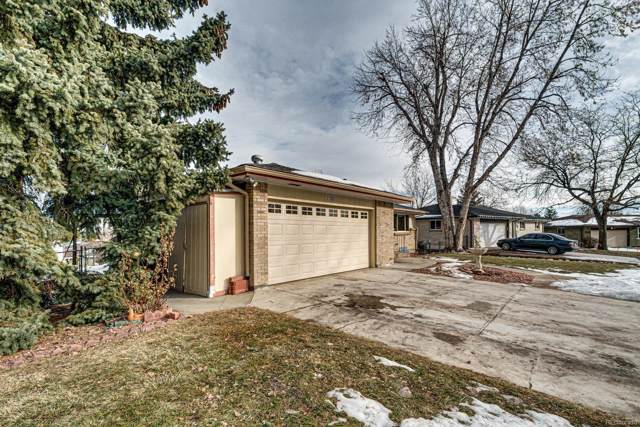 11189 W Tulane Avenue, Littleton, CO 80127 (#6151293) :: Bring Home Denver with Keller Williams Downtown Realty LLC