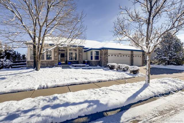 6310 Umber Circle, Arvada, CO 80403 (#6151296) :: The Gilbert Group