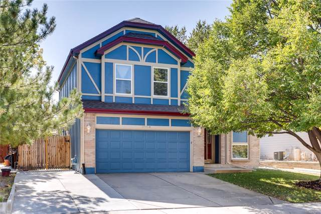 19964 E Oberlin Place, Aurora, CO 80013 (#6151404) :: James Crocker Team