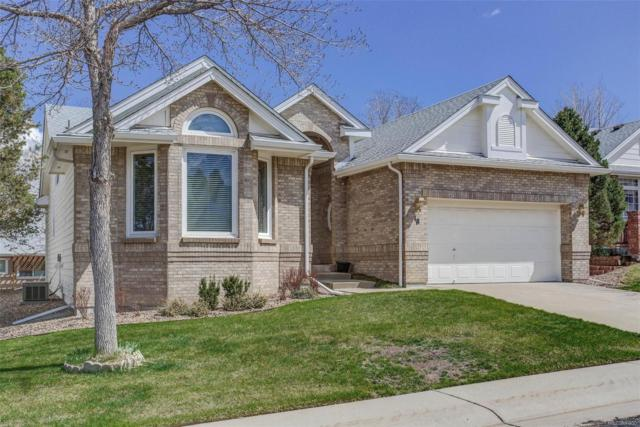 18 Birmingham Court, Highlands Ranch, CO 80130 (#6151799) :: The HomeSmiths Team - Keller Williams