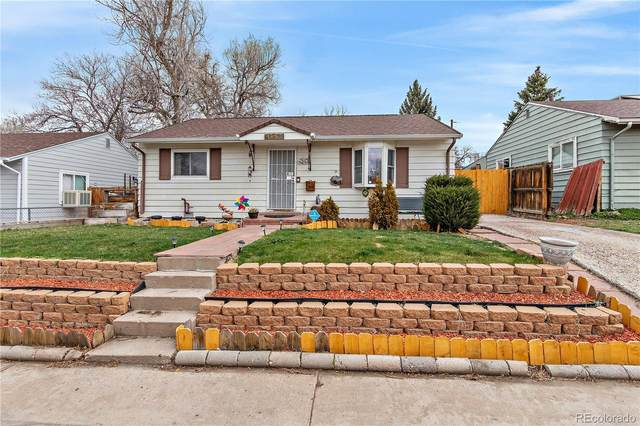 4631 W Virginia Avenue, Denver, CO 80219 (#6152196) :: Venterra Real Estate LLC