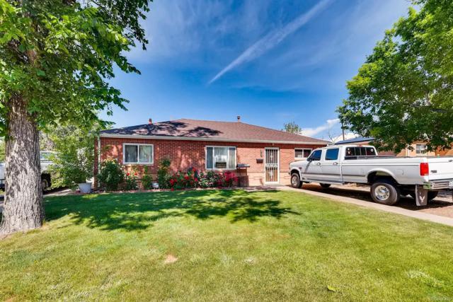 9151 Corona Street, Thornton, CO 80229 (#6152269) :: The Peak Properties Group