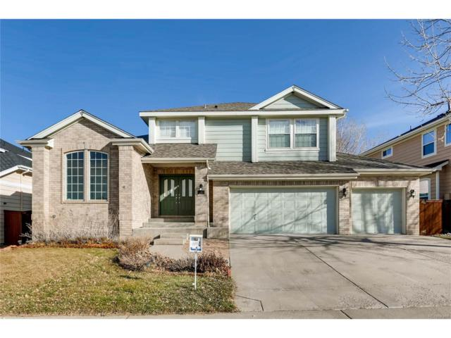 10550 Stonewillow Drive, Parker, CO 80134 (#6152878) :: Colorado Home Finder Realty