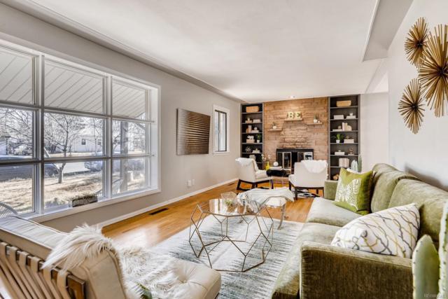 1351 S Glencoe Street, Denver, CO 80222 (MLS #6153308) :: 8z Real Estate