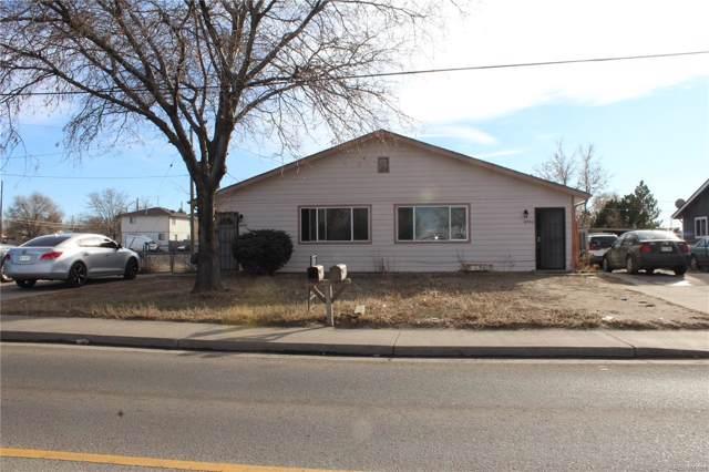 6440 E 80th Avenue, Commerce City, CO 80022 (MLS #6153431) :: 8z Real Estate