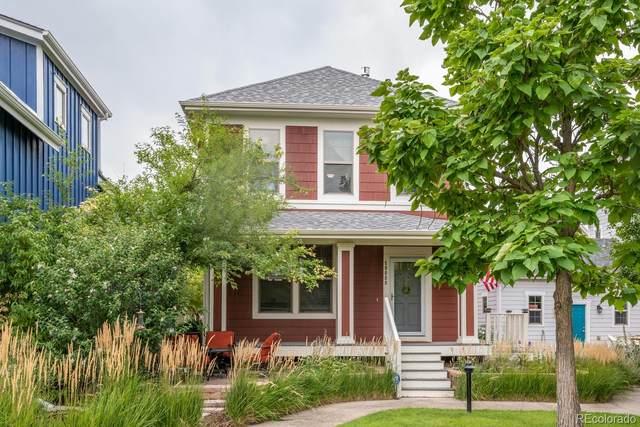 10580 E 28th Place, Denver, CO 80238 (#6153760) :: Kimberly Austin Properties