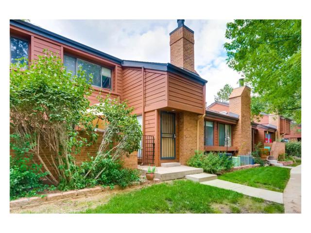2685 S Dayton Way #22, Denver, CO 80231 (MLS #6153955) :: 8z Real Estate