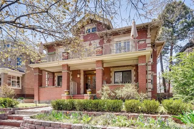 1431 Columbine Street #6, Denver, CO 80206 (MLS #6154078) :: 8z Real Estate