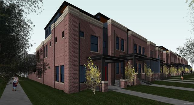 1374 N Vine Street Parcel 7, Denver, CO 80206 (#6154198) :: Bring Home Denver